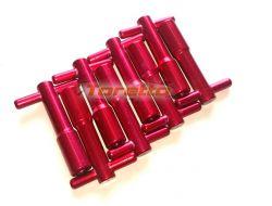 Wing Nuts AP em Alumínio Vermelho