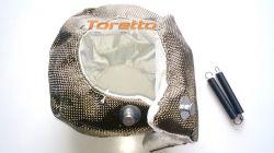 Capa Térmica para Turbina T3 Titanium