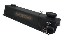Tampa de Válvulas para AP 8V (RACE) - Fuel Tech Preto Texturizado