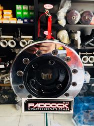 Polia Damper Paddock 2 Canais Race