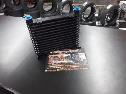 Radiador de óleo universal - 250mmx176mmx32mm