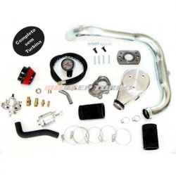 Kit turbo GM - Corsa 1.0 / 1.6 - EFI S/Turbina