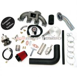 Kit turbo GM - Chevette 1.6 S/Turbina