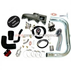 Kit turbo GM - Astra/Vectra - 2.0/2.2 - 8V S/Turbina