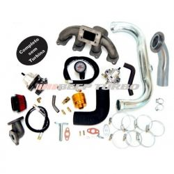 Kit turbo GM - Astra/Kadet ( MPFI ) c/ Medidor Massa S/Turbina