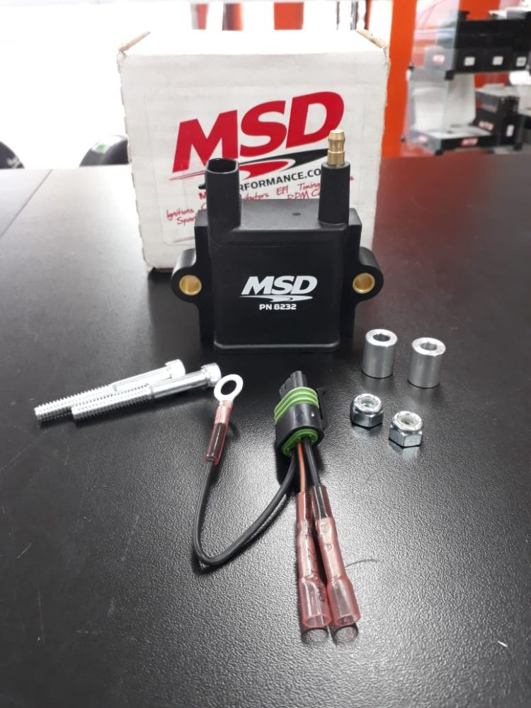 MSD 8232 Single Tower Coil MSD Ignition