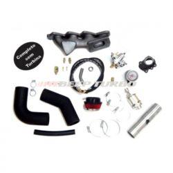 Kit turbo VW - EA111 - 1.0 Transversal Gol / Voyage (novo) G5 S/TURBINA
