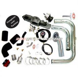 Kit turbo GM - Astra/Vectra - 2.0/2.2 - 8V ( Até 2002 ) S/Turbina