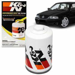 Filtro De Oleo K&N Volkswagen Gol/Saveiro/Parati/Santana Motor Ap Até 2015