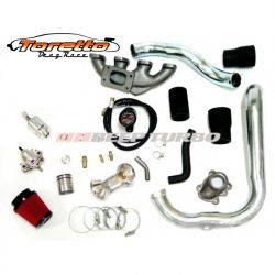 Kit turbo GM - Corsa / Prisma - 1.4 S/Turbina
