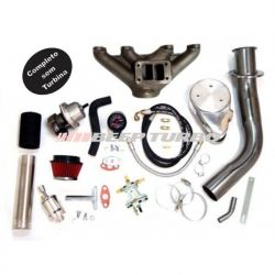 KIT TURBO VW - AP PULSATIVO P/ BAIXO - CARBURADO - 1.8/1.9/2.0 S/ TURBINA