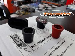 Kit Buchas Trambulador AP Aluminio -  Rock Parts