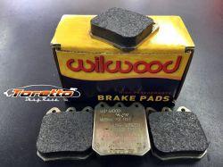 Pastilas de Freio Wilwood para Pinças de Alavanca de Freio  150-9765K