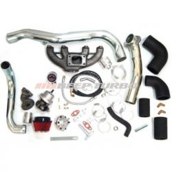 Kit Turbo VW - AP Transversal Golf (MI-GTI) - 1.8/2.0 Com Turbina 50/58 ZR