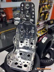 Banco em Aluminio Toretto  Drag Race *PROMOÇÃO* -  (FRETE POR TRANSPORTADORA A COBRAR NA ENTREGA)