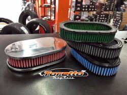 Filtro de ar - Marmita Carburador 2e / 3e / TLDZ / Weber