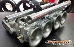 Throttle Body  VW AP 8V - Carlini