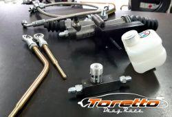Kit de Acionamento Hidraulico de Embreagem - Universal