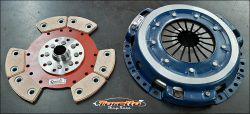 Embreagem Cerâmica AP ( GTI) - (16V) -  6 Pastilhas - Ceramic Power