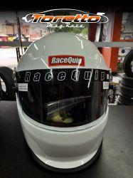 Capacete Racequip - PRO15   /   White