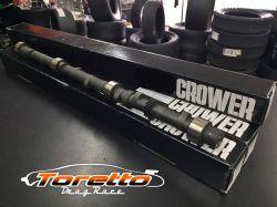 Comando Crower 304°/306°  Turbo - Opala 6cil