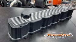 Tampa de Valvulas GM Opala 6cil. em Aluminio - JLM