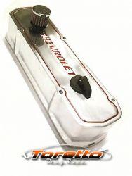 Tampa de Válvulas Opala 4cc Cromada- Race Chrome
