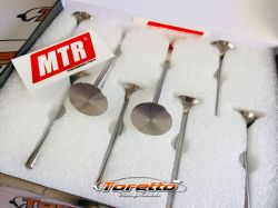 Válvulas De Admissão MTR 41mm Haste de 7mm (UND)