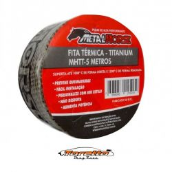 Manta Térmica-Titanium Metal Horse 5 Metros