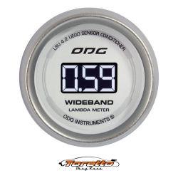 Manômetro Wideband 52 mm Drag
