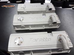 Tampa De Valvula Ap Em Aluminio By Toretto