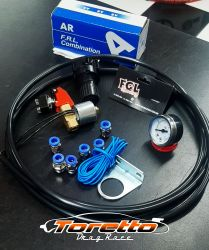 Kit Booster - FGL Racing (Com Registro e manometro)