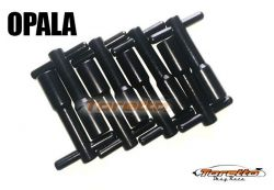 Wing Nuts GM Opala em Alumínio Preto