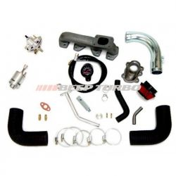 Kit turbo Fiat Fire 1.0 8V com Turbina T2 ZR