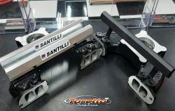 Coletor de Admissão Injetado - GM Opala 4cil. -  Santilli