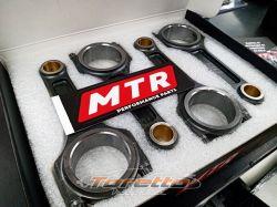 Bielas GM 143mm Pino 21mm Pro Boost (1000 Cvs)- Mtr