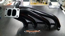 Coletor de Escape Chevette AP MI 8V unilateral - Aço carbono