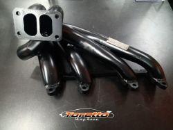 Coletor de Escape Chevette AP Fluxo Cruzado - Aço carbono