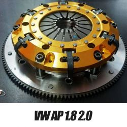 Embreagem Multidisco Centrifuga Carbono Vw Ap 1.8 2.0 Gol