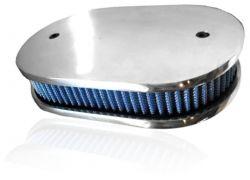 Filtro de Ar para Carburador 2E/3E, TLDZ, CHT, MonoPonto, MiniProgressivo....